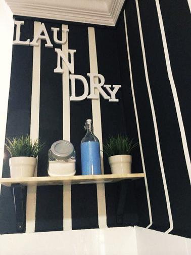deko laundry area