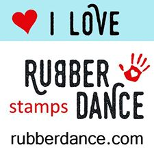 Our September Sponsor Rubber Dance Stamps