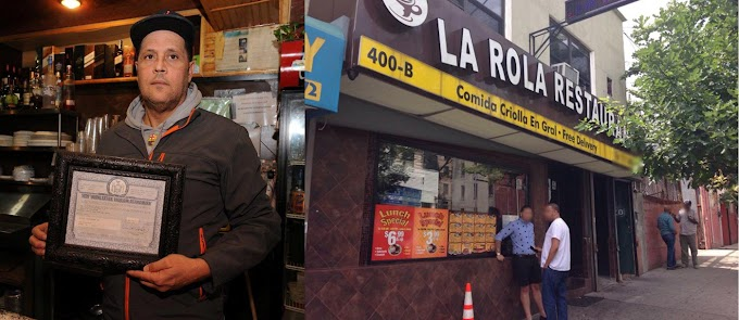 Comerciante dominicano acusa policías del NYPD de robarle licores, cervezas, vinos y dinero de su restaurante