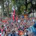 Fracassa tentativa de seguidores do Bolsonaro em impedir Caravana de Lula no PR.