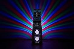 El nuevo Muteki V90 de Sony llevará tus fiestas a una nueva dimensión