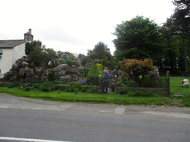 Aysgarth Rock Garden