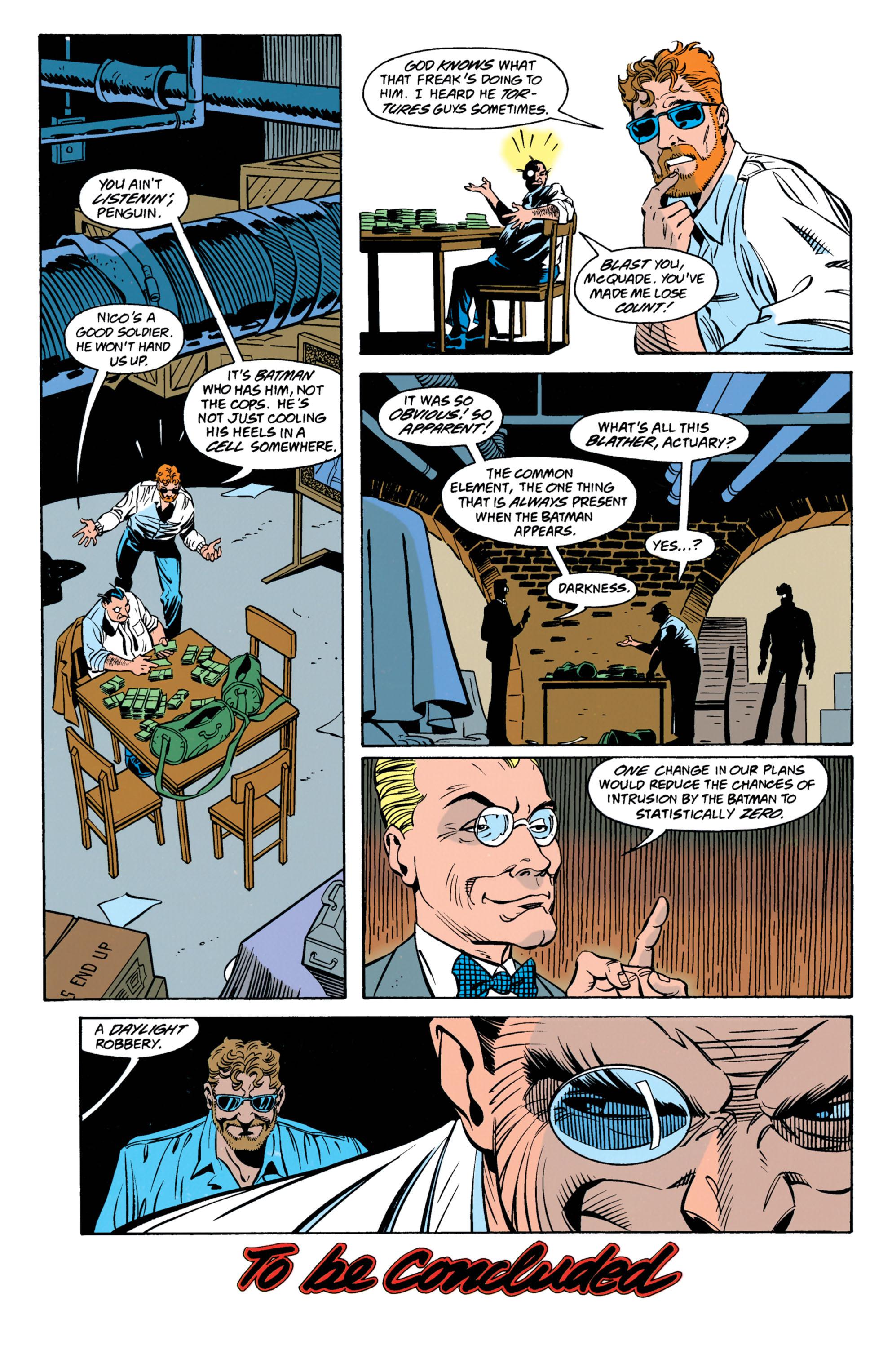 Detective Comics (1937) 683 Page 22