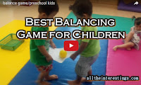Best Balancing Games for Children that are Fun to Play | CHILD skill DEVELOPMENT