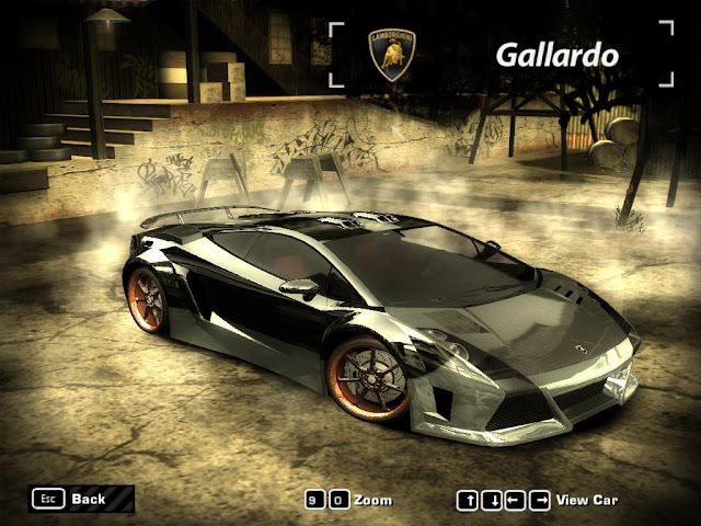 Permalink ke Need for Speed Most Wanted Black Edition PC Full Version