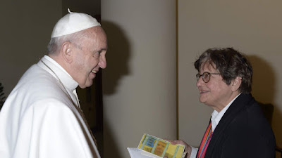 Pope Francis and Sister Helen Prejean