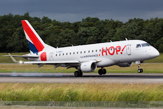 Embraer EMB-170 of HOP! for Air France