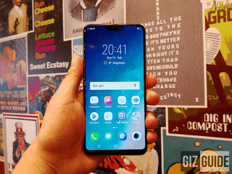 What's new with Vivo V9?