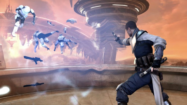 Star Wars The Force Unleashed 2 Full Version PC Game Download