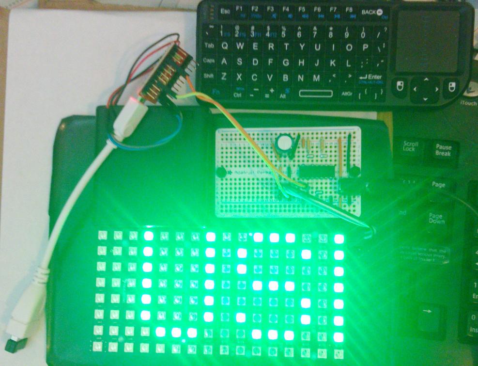 X10 Linux: ESP8266 Arduino WiFi NTP clock for PCD8544 LCD