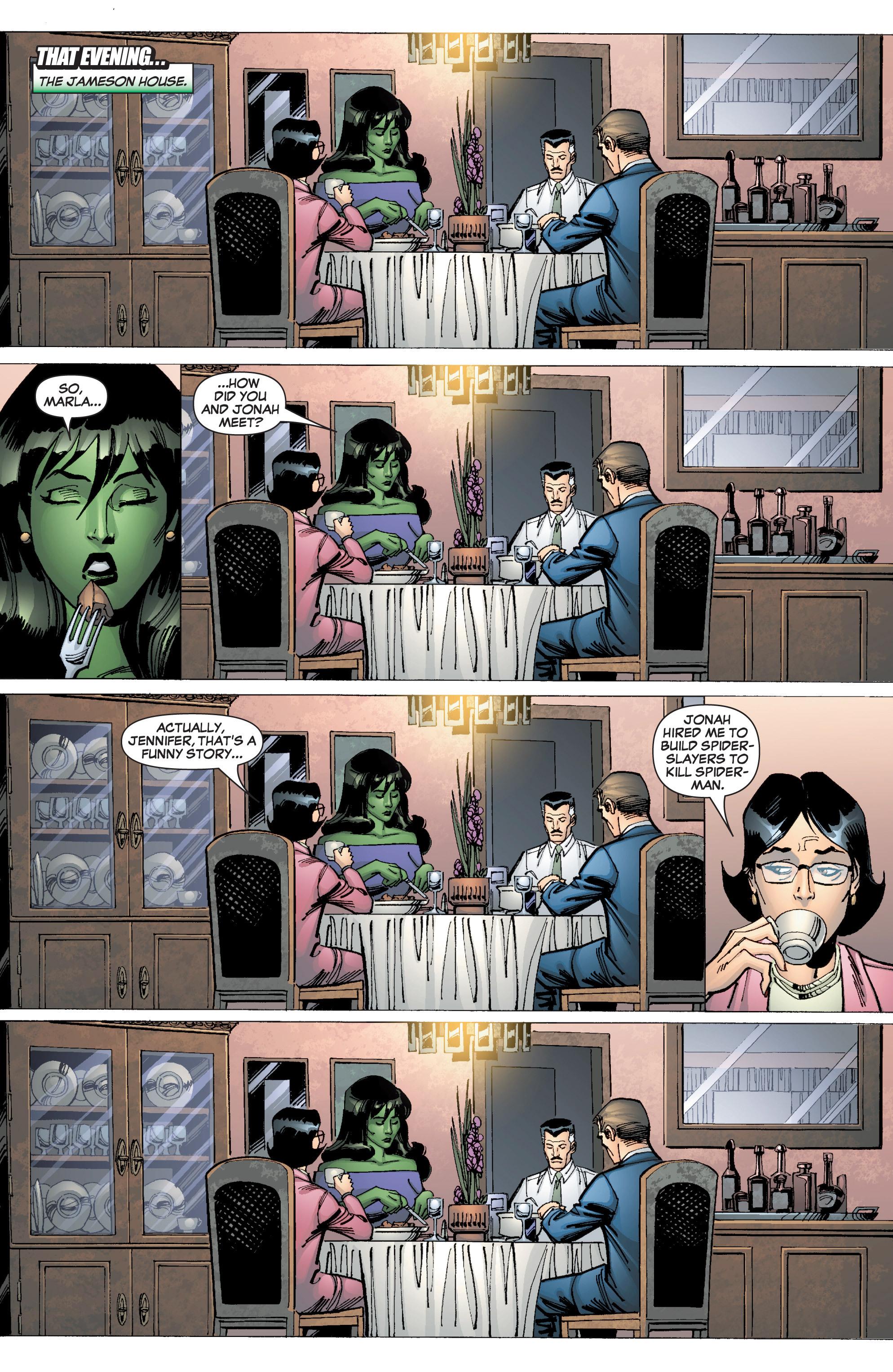 Read online She-Hulk (2005) comic -  Issue #9 - 15