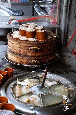 崎頭肉丸筒仔米糕|食尚玩家推薦台中小|台中東勢小吃美食推薦|台中在地人推薦客家美食
