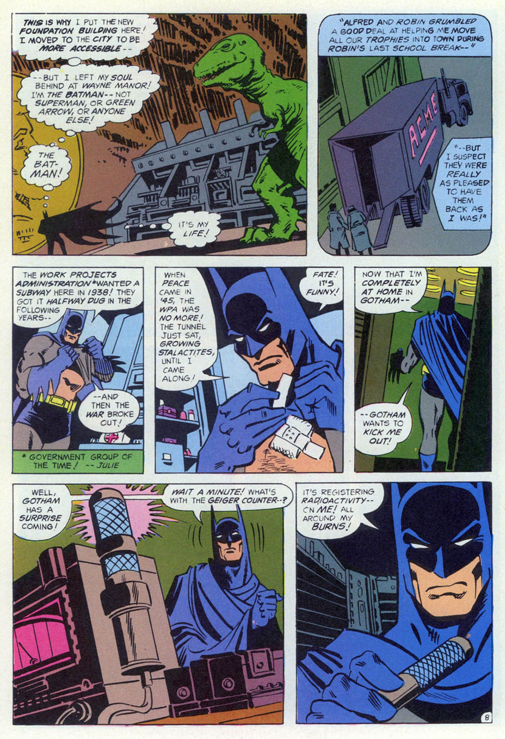 Read online Shadow of the Batman comic -  Issue #1 - 27