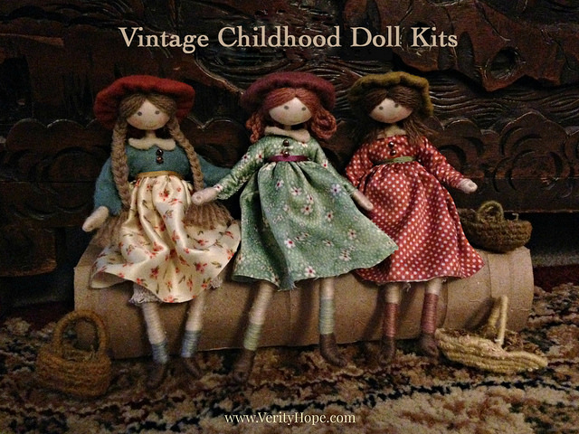 DOLL KITS AVAILABLE NOW - CLICK ON IMAGE
