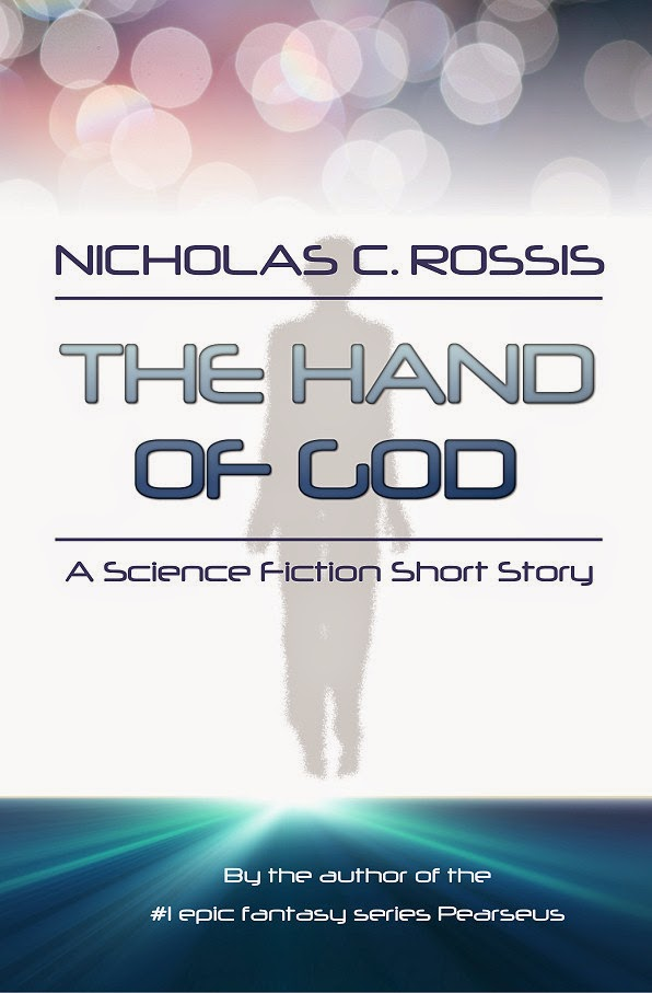 The Hand of God, free story from The Power of Six by Nicholas C. Rossis