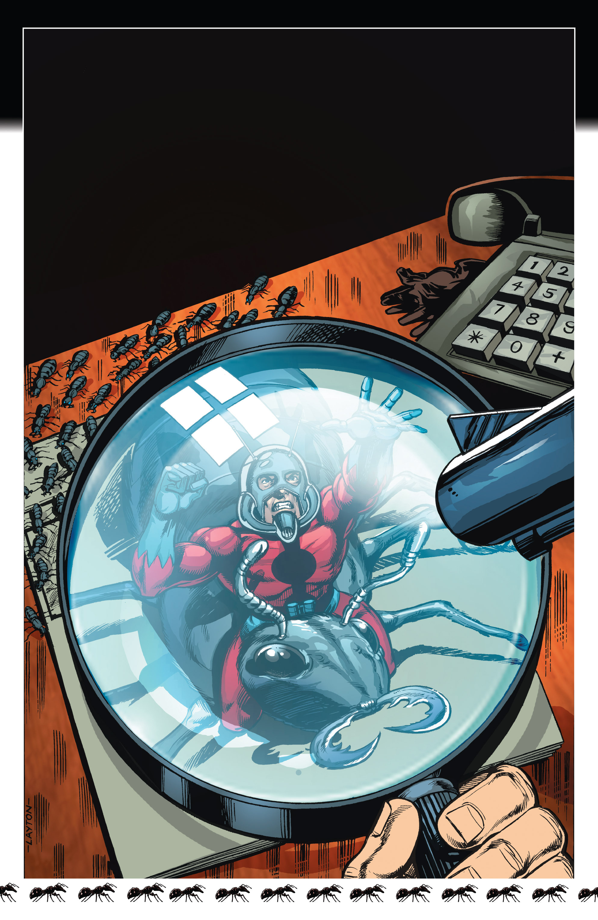 Read online Ant-Man comic -  Issue #Ant-Man _TPB - 230