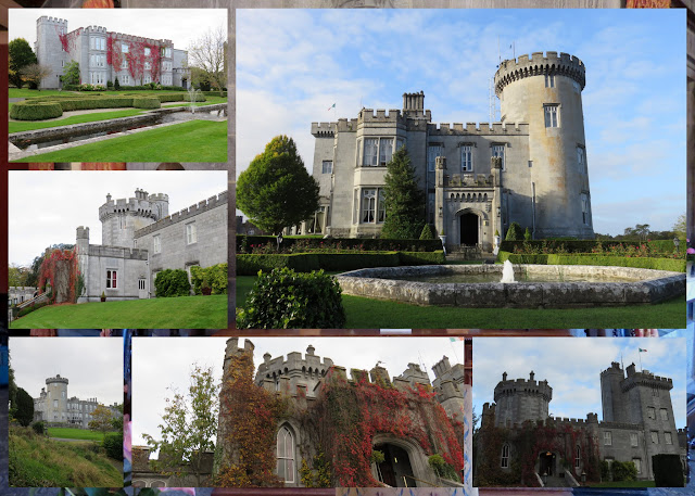 Dromoland Castle near Limerick Ireland