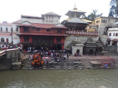 cremaciones Pashupatinath
