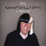 Sia - Cheap Thrills Remix (feat. Nicky Jam) - Single Cover