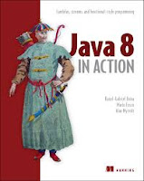 Good book to learn Java8