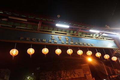 Pasar Malam Semawis