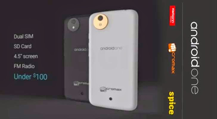 Micromax Canavs  A1