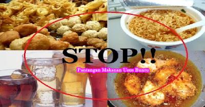 Pantangan Makanan Untuk Penderita Radang Usus