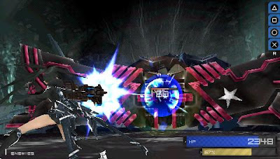 Game Black Rock Shooter: The Game (USA) ISO [1GB]