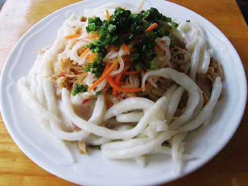 Bánh Tầm Ngan Dừa- Đặc sản Bạc Liêu