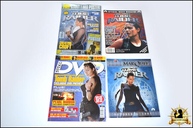 Tomb Raider Arabia تومب رايدر بالعربي Magazines