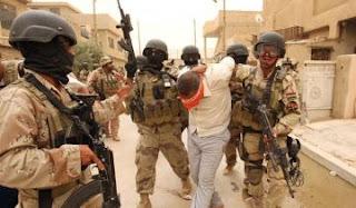 """عاجل اعتقال احد عناصر """"داعش"""" في فندق وسط بغداد !"""