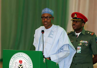 president Buhari's Easter Message To Nigerians,The CHANGE Which We All Yearn For Will Surely Come-