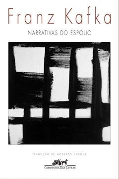 Ler Online 'Narrativas do Espólio' de Franz Kafka