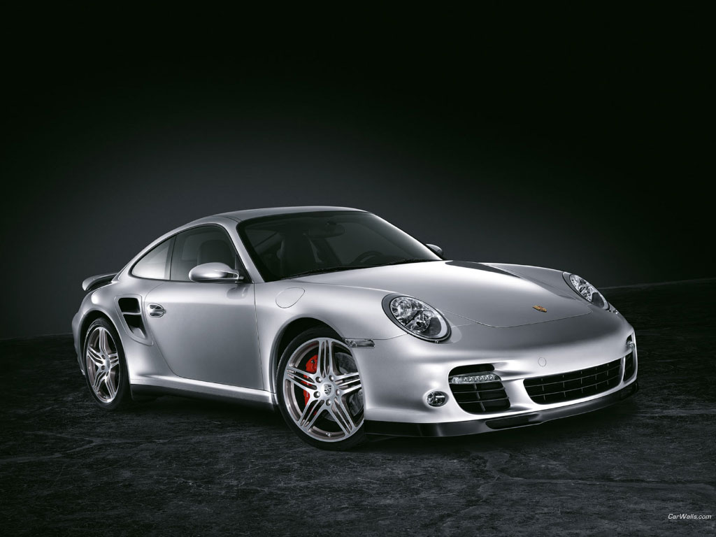 Fast Cars: Porsche 911 Turbo