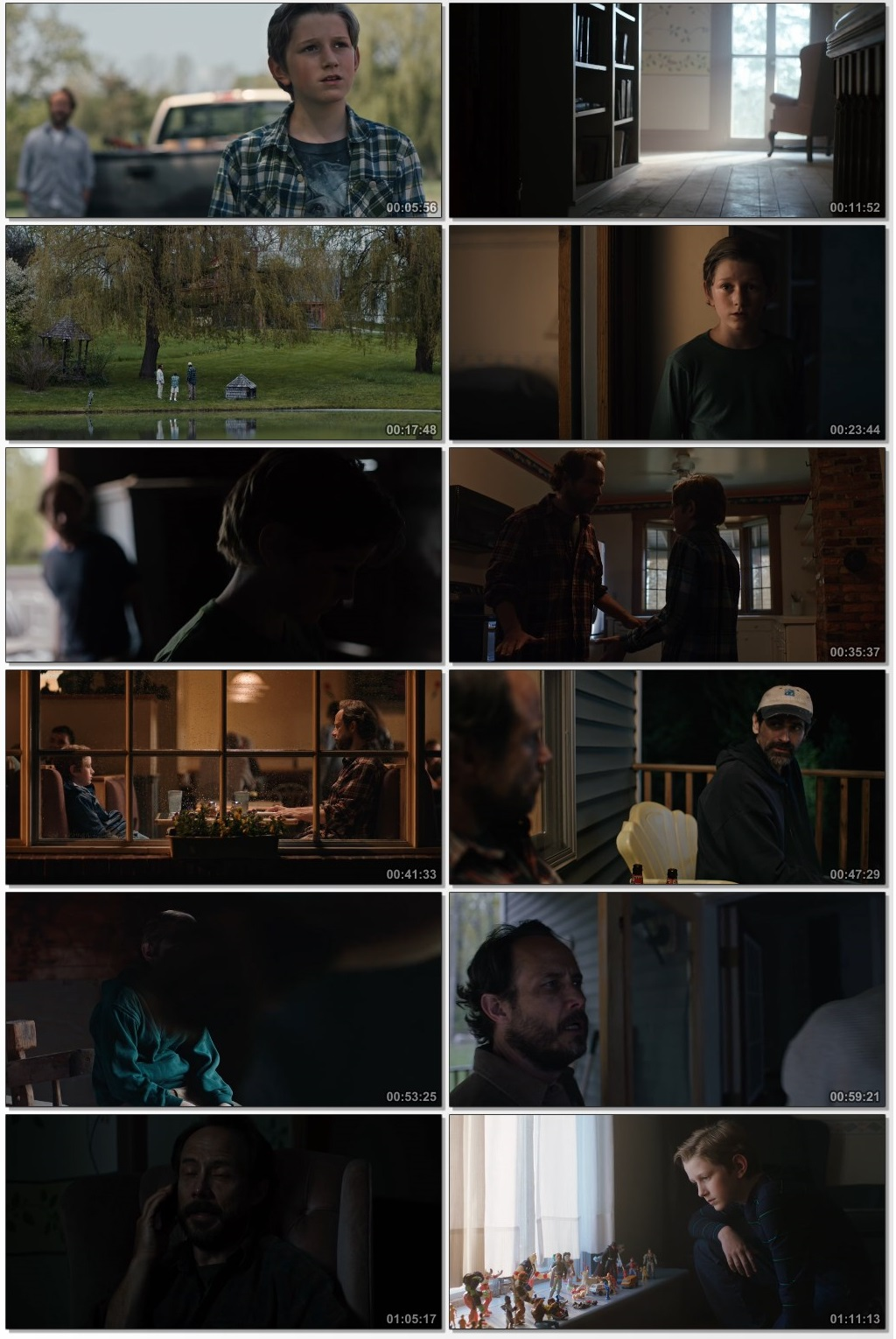 Screen Shot Of The Witch in the Window 2018 Full Movie Download Free Watch Online 300MB
