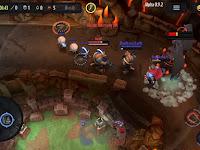 Heroes of SoulCraft - MOBA RPG Mod Apk V2.9.2 Unlimited Gold Money