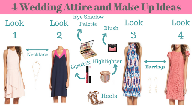 baby shower guest outfits and make up choices