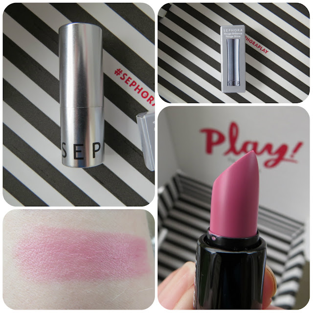 Sephora Collection Rouge Shine Lipstick in Love Spell
