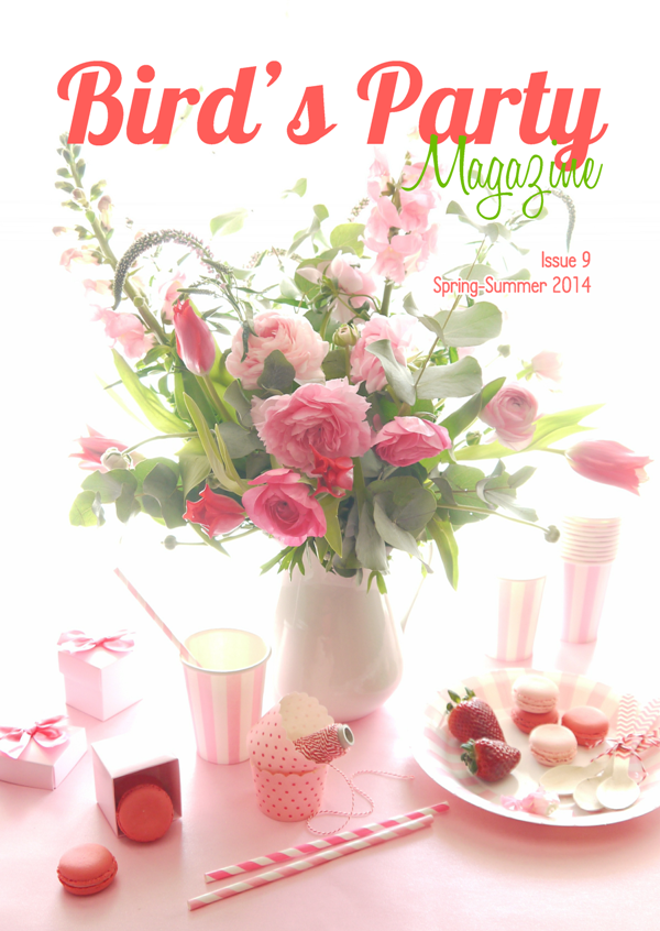 Bird's Party Ideas Magazine | Spring & Summer Celebrations