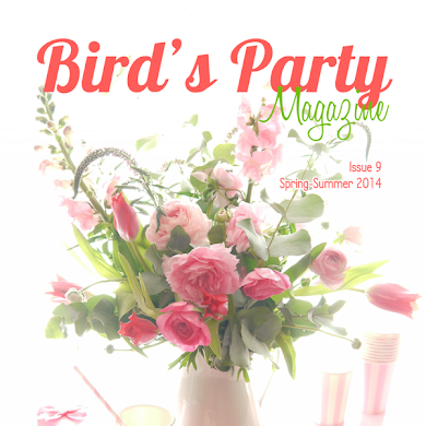 Bird's Party Magazine - No. 9 OUT NOW