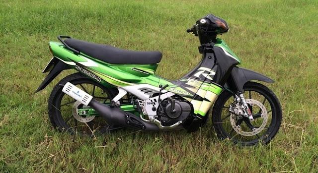 Phân biệt các đời Su xipo (Suzuki Sport) 1996 - 2006