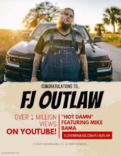 Fj Outlaw (@fjoutlaw) - Hot Damn Ft. Mike Bama