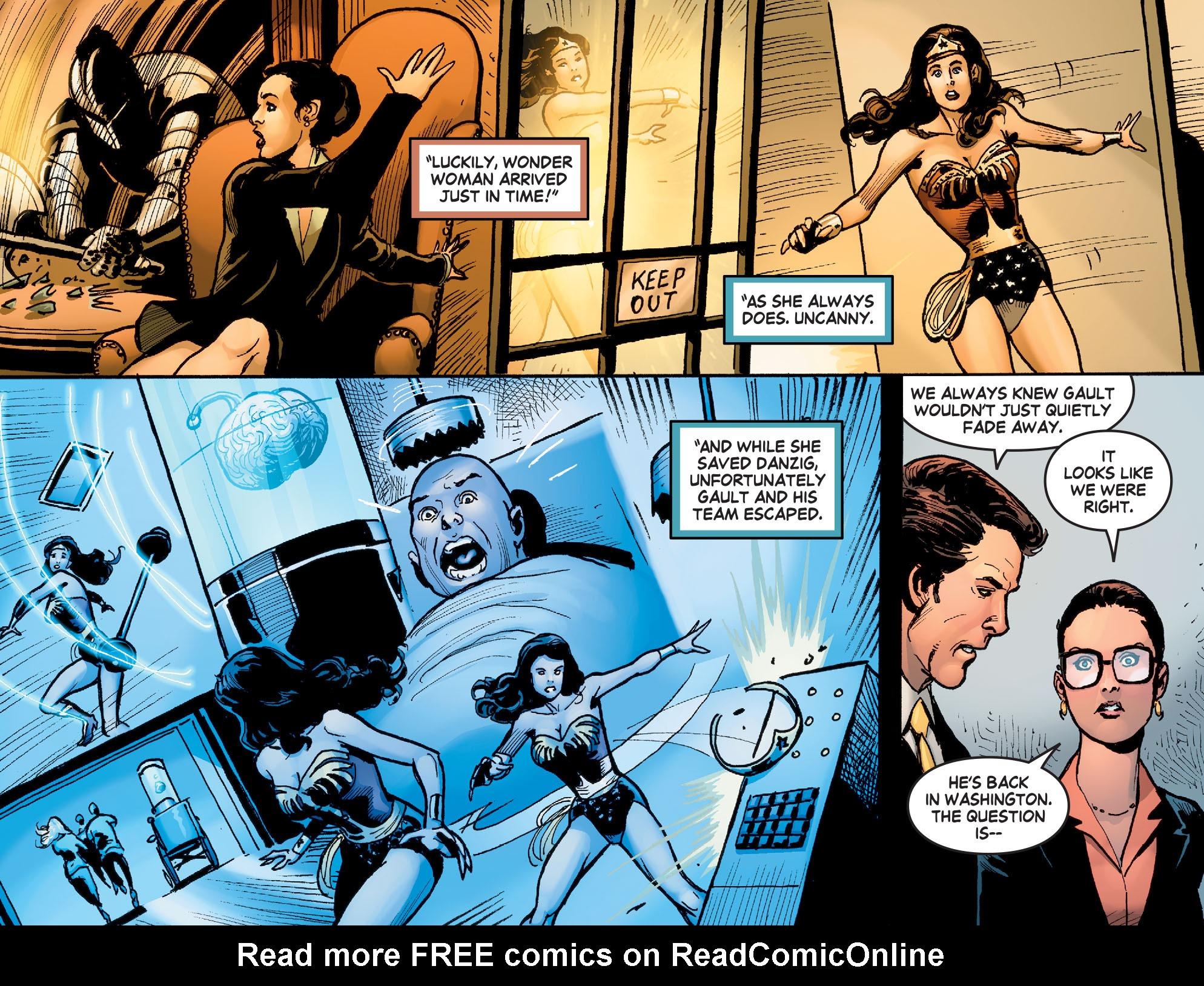 Read online Wonder Woman '77 [I] comic -  Issue #21 - 8