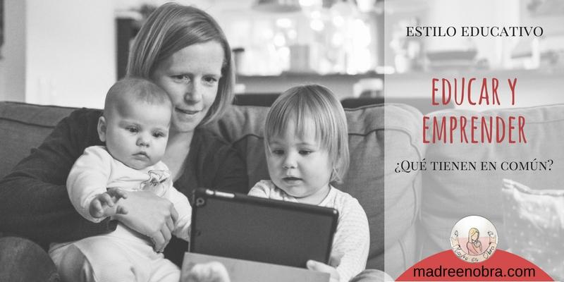 Cómo conciliar trabajo y familia. Madre en obra. Madres que trabajar.