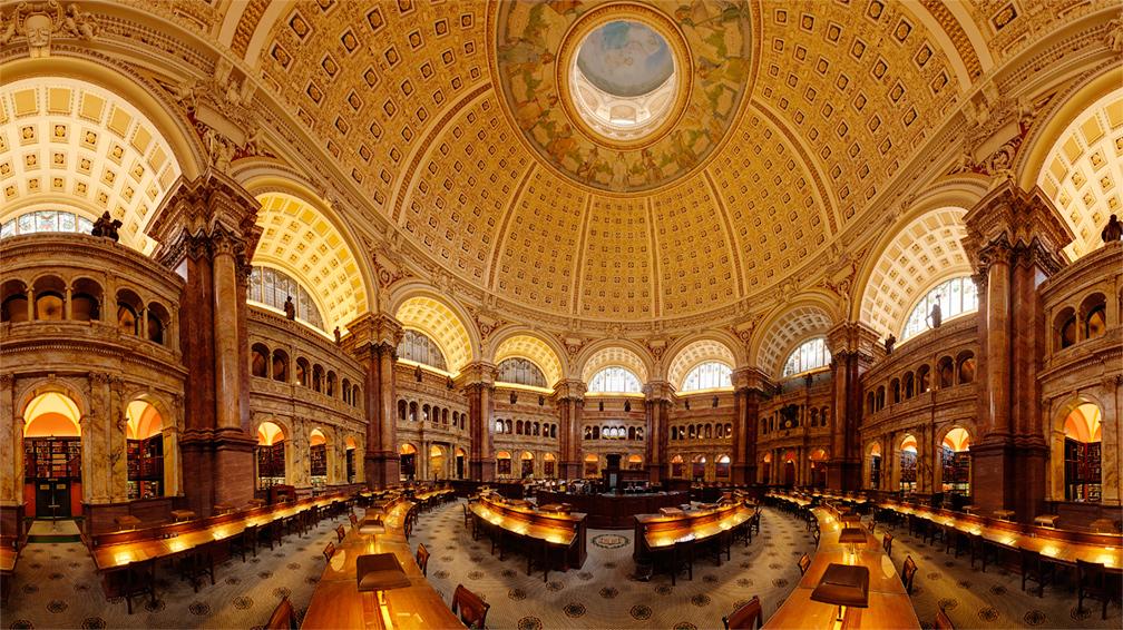 مكتبة الكونغرس الأمريكية ماهي؟ وماذا تعرفون عنها؟