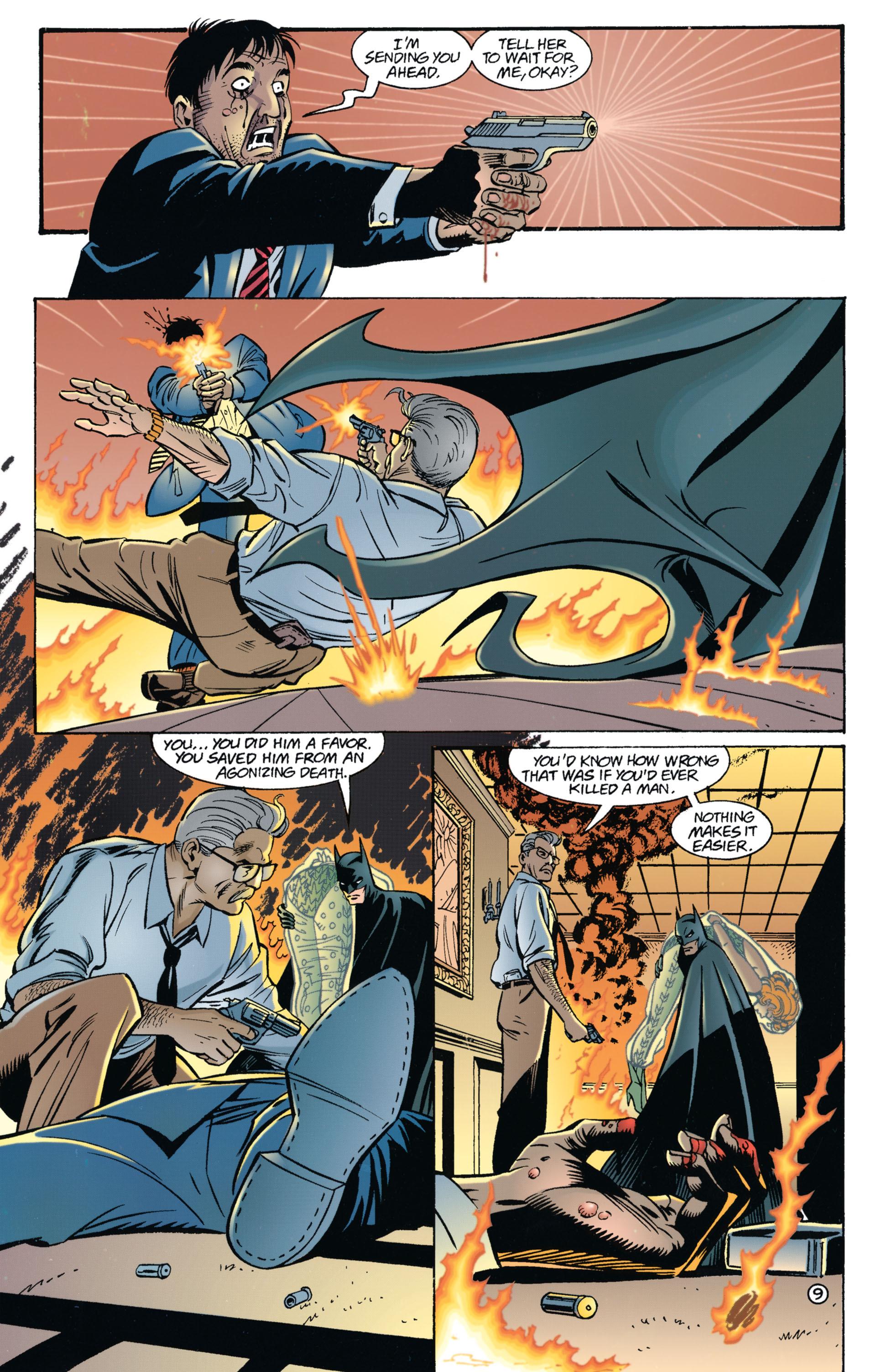 Detective Comics (1937) 696 Page 9