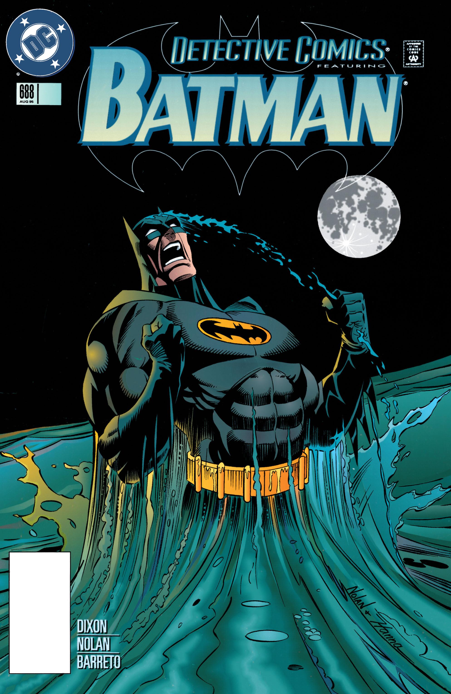 Detective Comics (1937) 688 Page 1