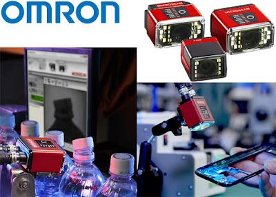 Omron MicroHAWK Smart Cameras