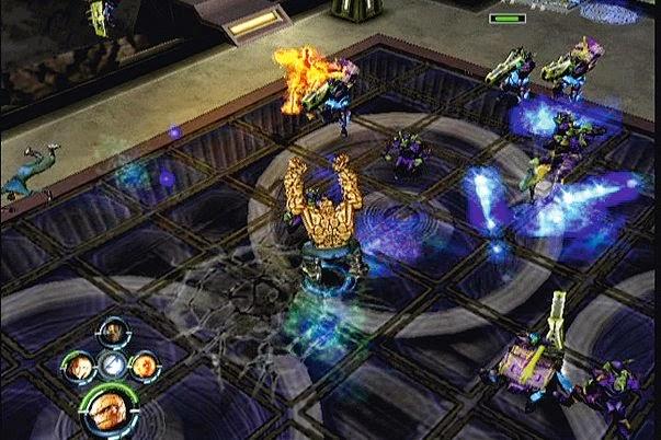 Downoad Game Fantastic 4