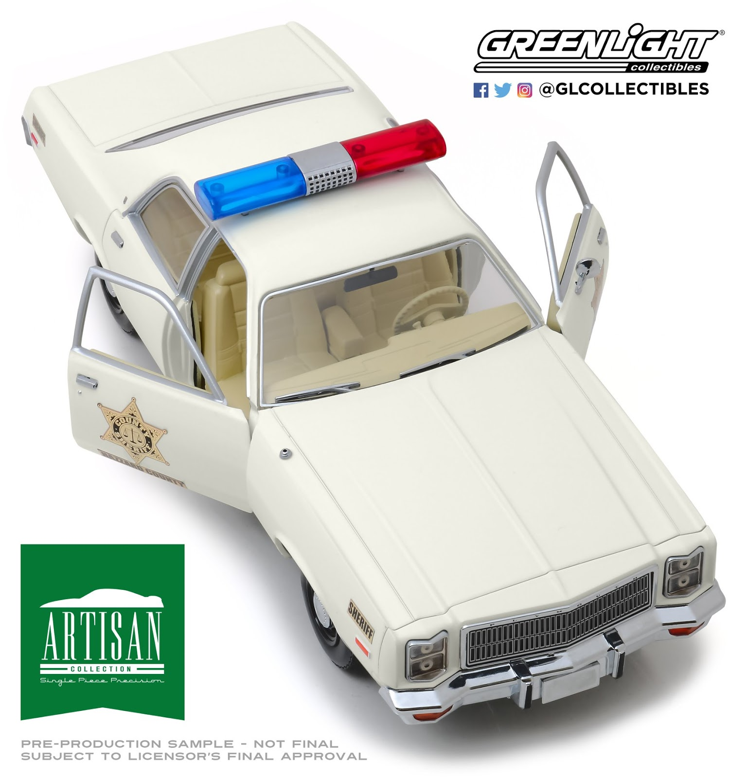 Dukes of Hazzard Collector: New Item Announcement! - Greenlight